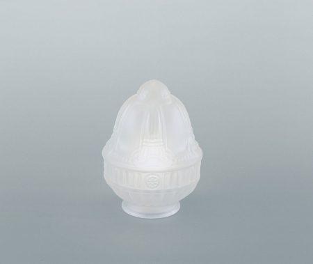Glasschirm kristallmatt