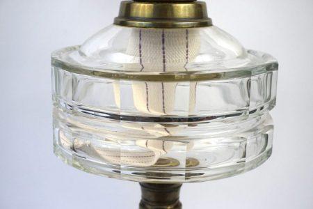 Petroleumlampe (ca. 1900)