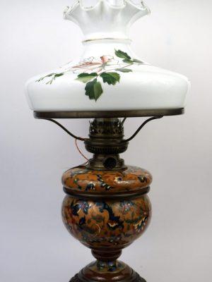 Original MAJOLIKA LAMPE