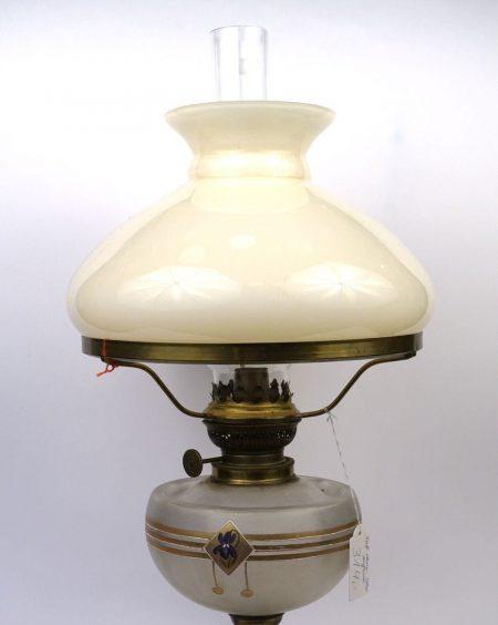 Petroleumlampe ca. 1900