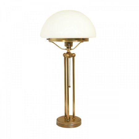 Bauhaus Messing Tischlampe