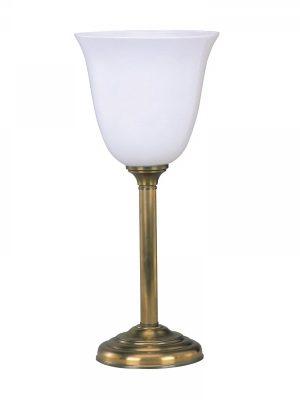 Tischleuchte Art Deco Stil